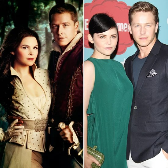 Ginnifer Goodwin And Josh Dallas Real Couples Who Played