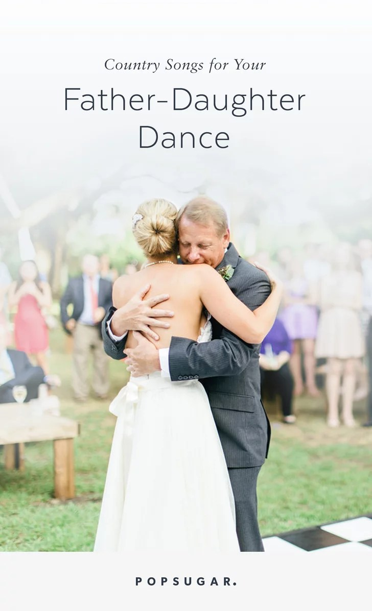 country father daughter dance