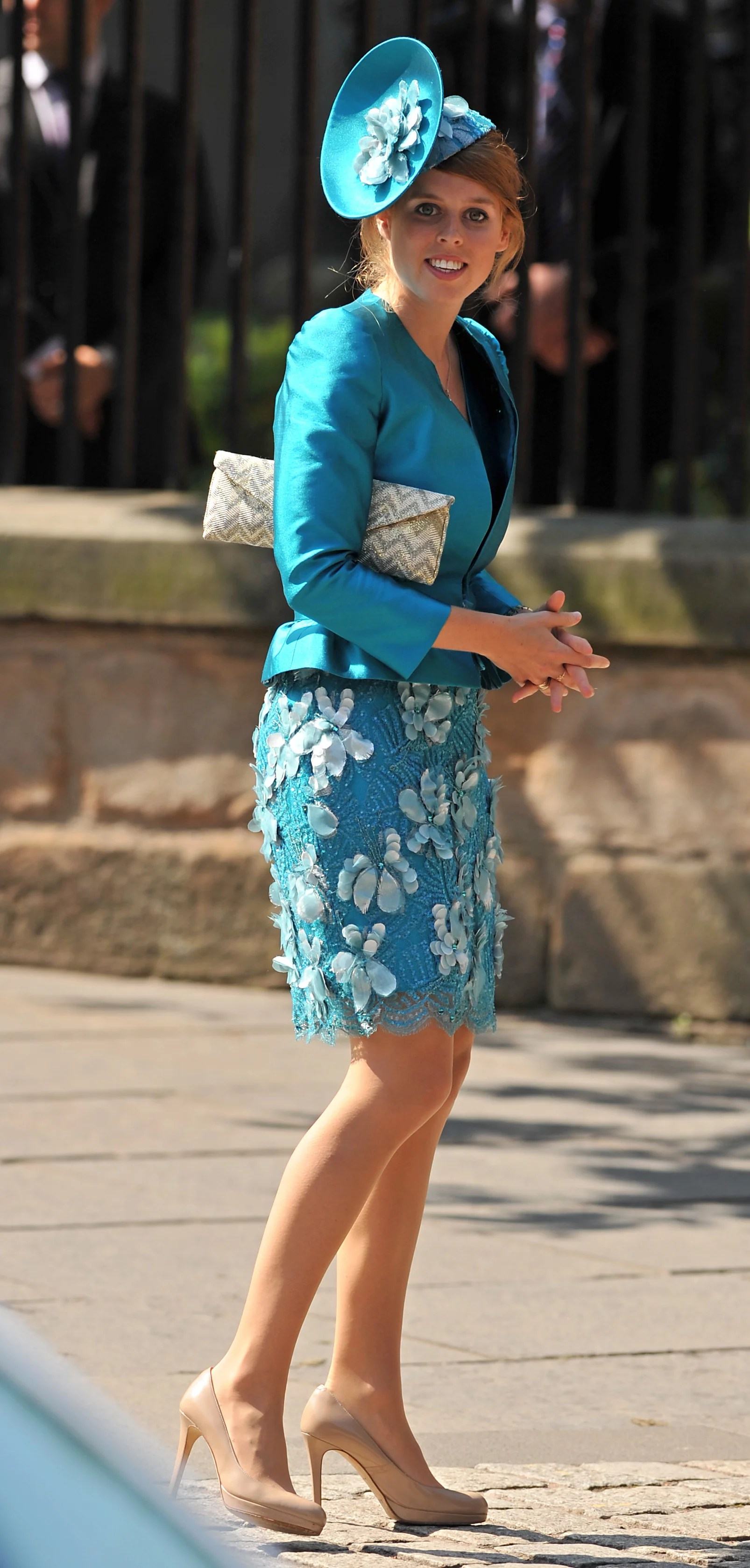 Pictures of Princess Beatrice and Princess Eugenie