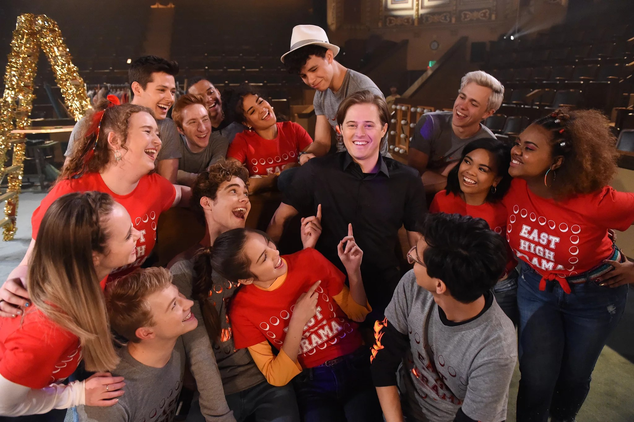 Lucas Grabeel Interview About High School Musical Series
