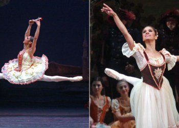 These 10 Misty Copeland Ballet Performances Are on Pointe