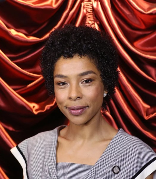 Sophie Okonedo   Death on the Nile Movie Cast   POPSUGAR ...