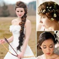 Wedding Hair Ideas From Pinterest | POPSUGAR Beauty
