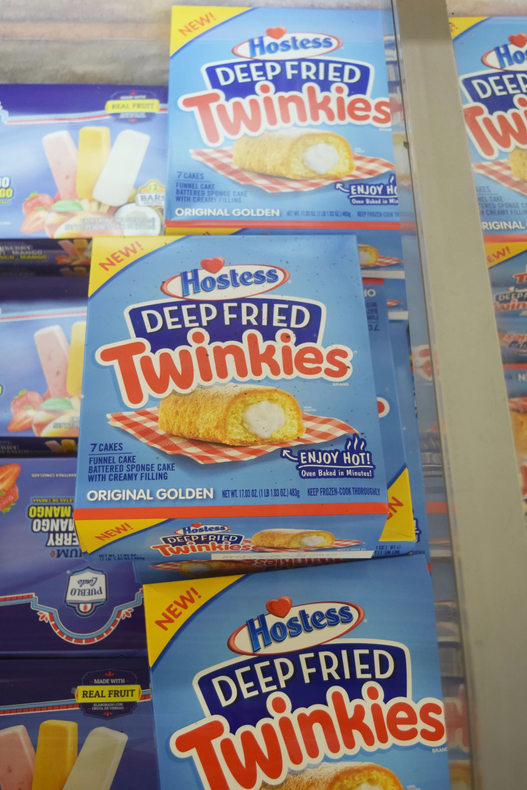 Deco Snack Hostess Deep Fried Twinkies 15 Aldi Snacks That Should Be In