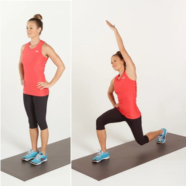 Beginner Bodyweight Challenge POPSUGAR Fitness UK
