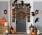 halloween decorations pottery barn