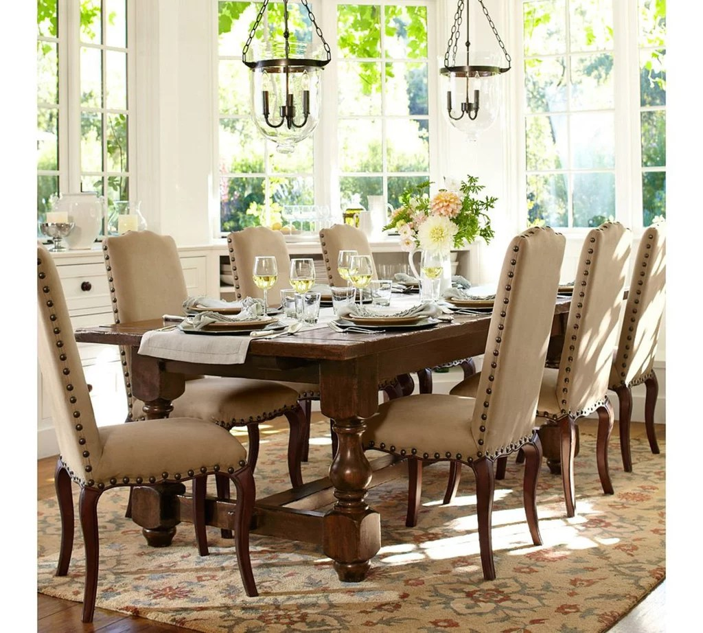 pottery barn chairs dining swing chair hs code caitlyn jenner 39s beautiful home popsugar australia