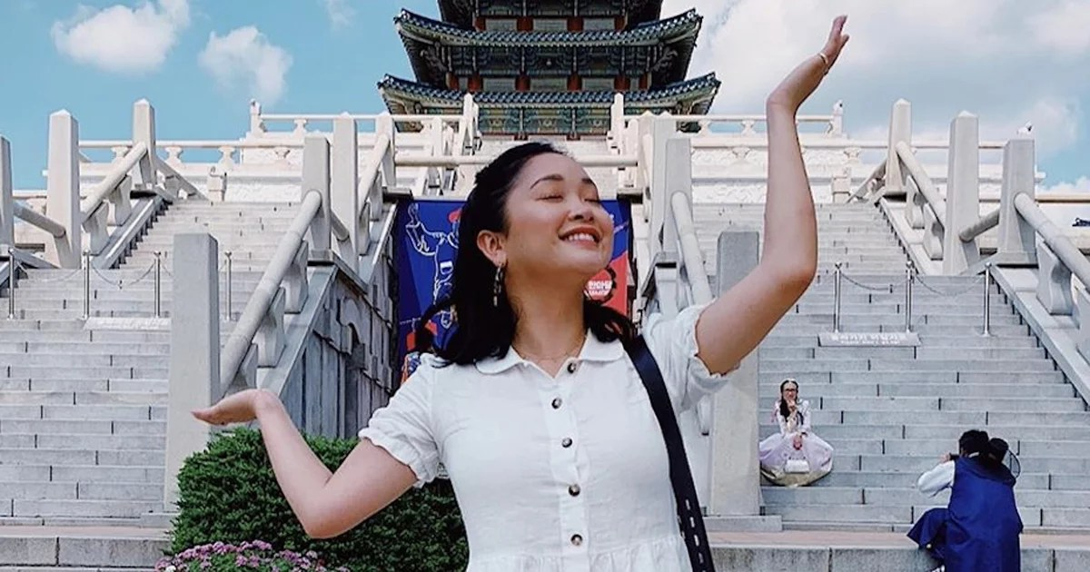 43 Lana Condor Instagram Posts That Will Spark Joy Into Your Existence