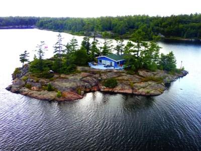 Deepwater Island, Ontario, Canada | Private Islands You ...