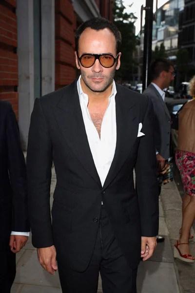 Tom Ford Gucci Daniel Craig Quantum Of Solace