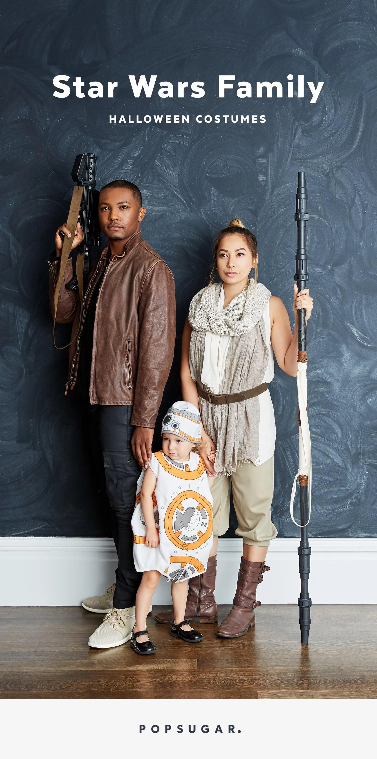 Star Wars Family Halloween Costume POPSUGAR Smart Living