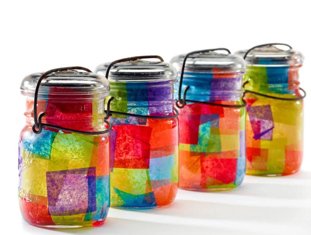 mason jar crafts for