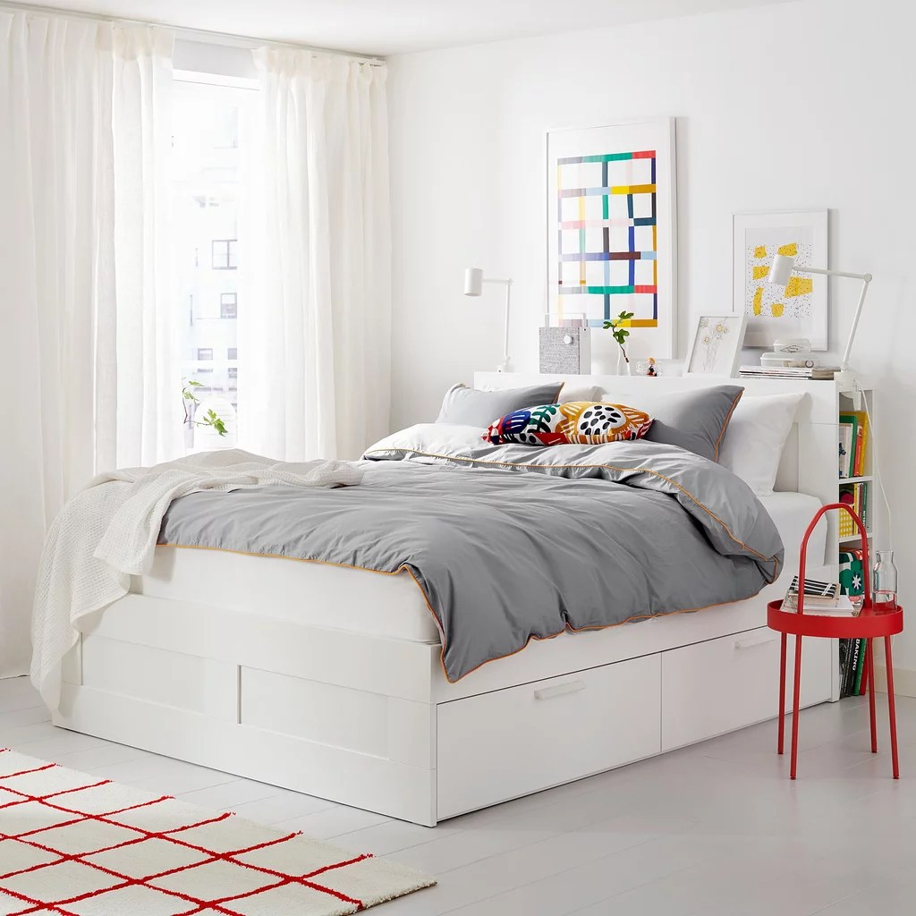 Best Ikea Bedroom Furniture For Small Spaces Popsugar Home Australia