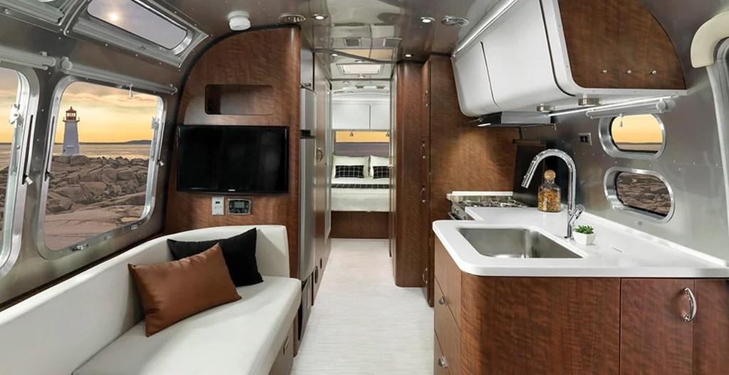 Airstream Globetrotter  POPSUGAR Home Australia