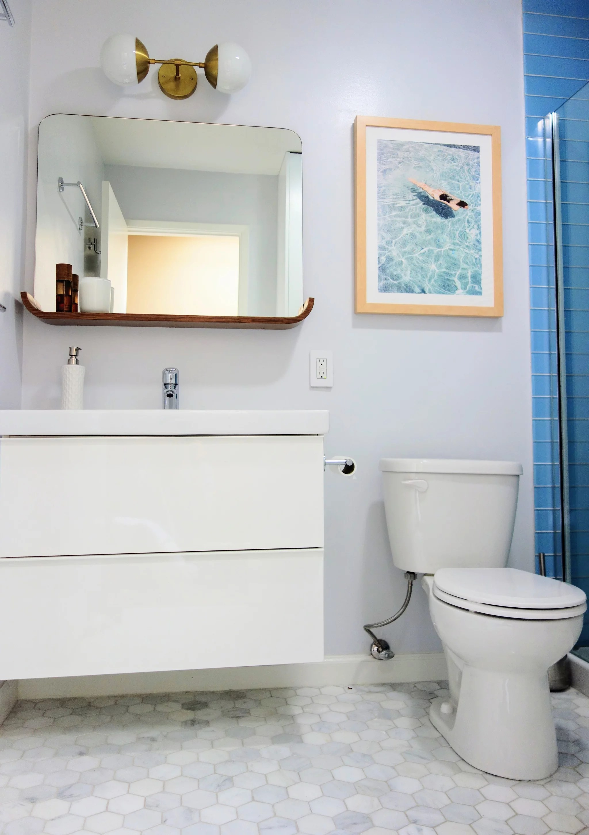 Bathroom Bathroom Updates For Resale Popsugar Home