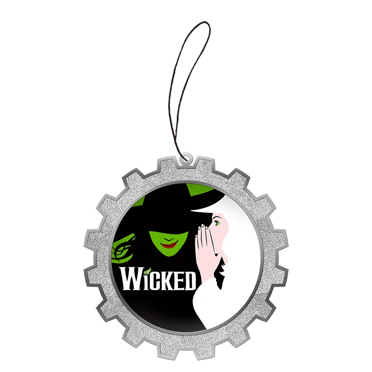 Wicked Christmas Ornament