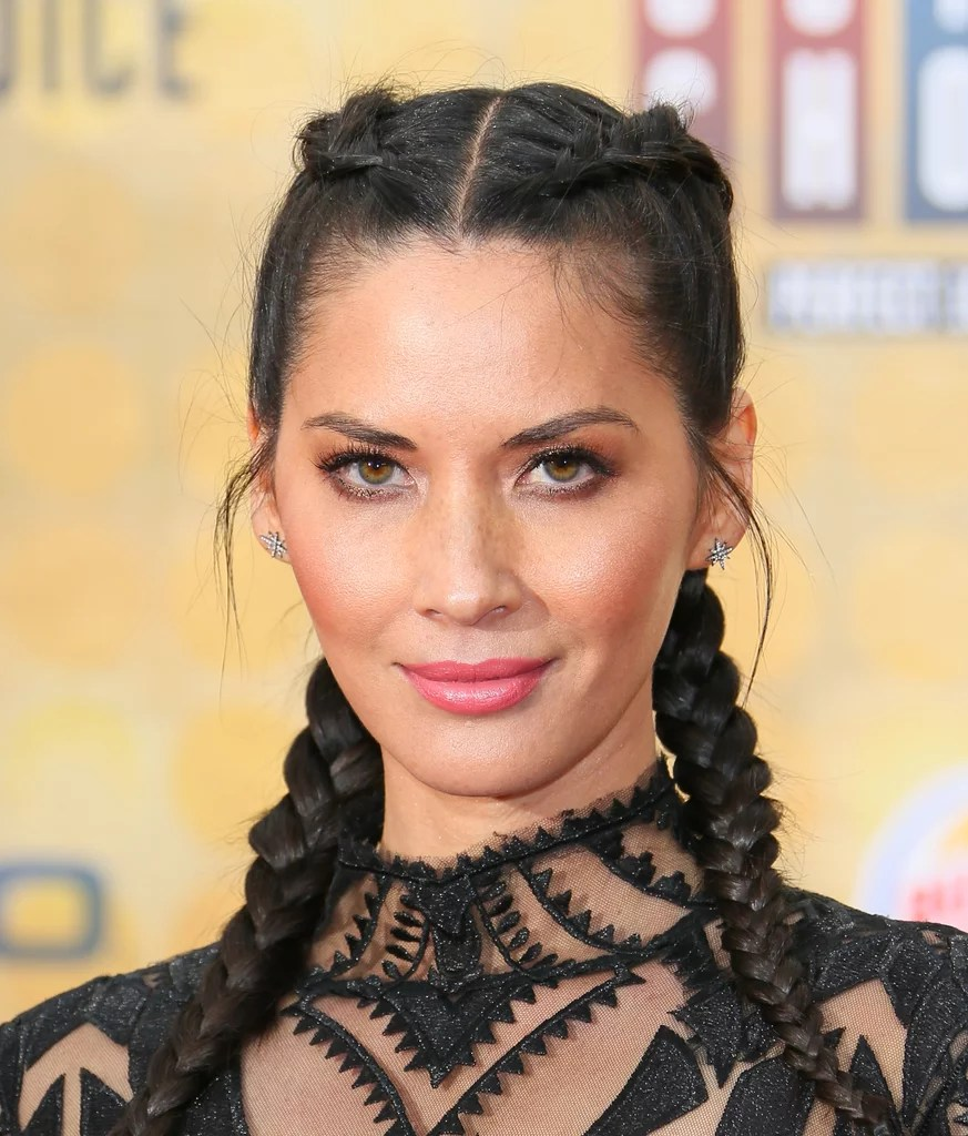 Beautiful Celebrity Plait Hairstyles POPSUGAR Beauty