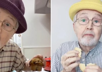 Meet Old Man Steve, the 81-Yr-Old Taking Over TikTok With His Wholesome Cooking Videos