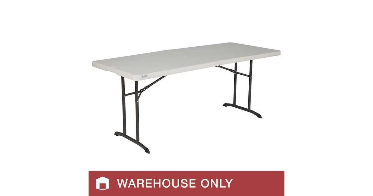 Folding Table. 6 Feet | Costco Holiday Deals 2017 | POPSUGAR Family Photo 21