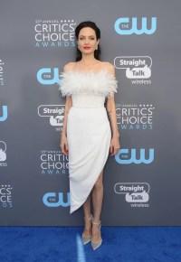 Critics' Choice Red Carpet Dresses 2018 | POPSUGAR Fashion