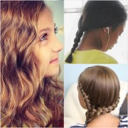 easy school hairstyles popsugar