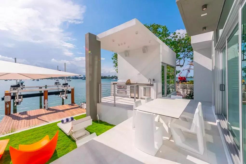 Kylie Jenner Miami Airbnb 2016  POPSUGAR Home Australia