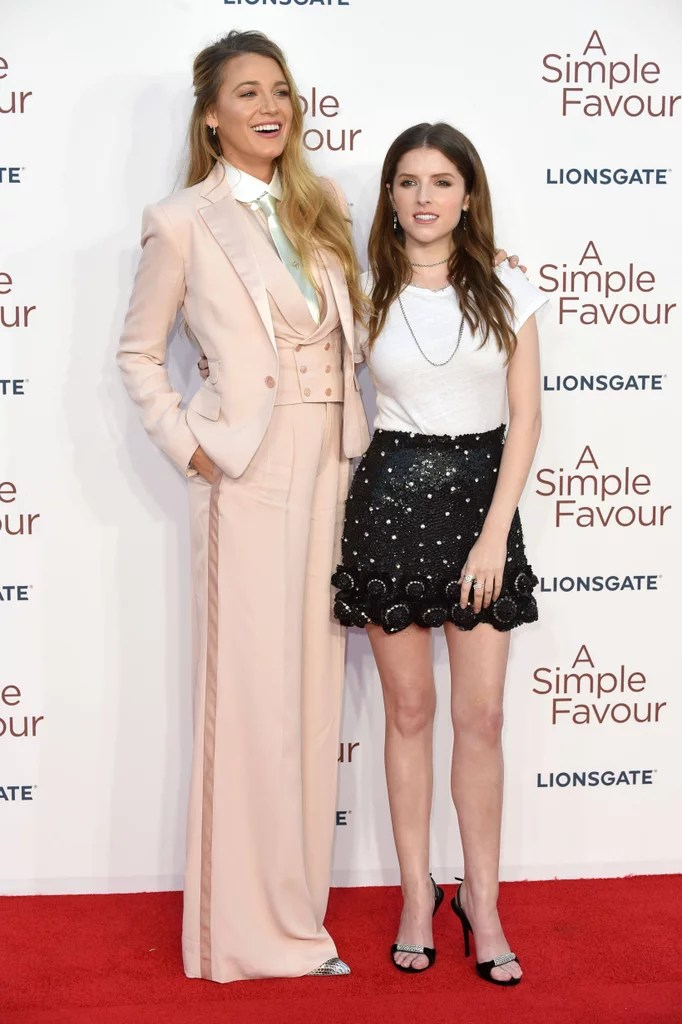 How Tall Is Blake Lively  POPSUGAR Celebrity