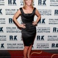 Cheryl hines wore a black dress at the ripple of hope gala in nyc
