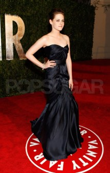 Kristen Stewart Oscar Party