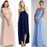 Maternity Bridesmaids Dresses | POPSUGAR Moms