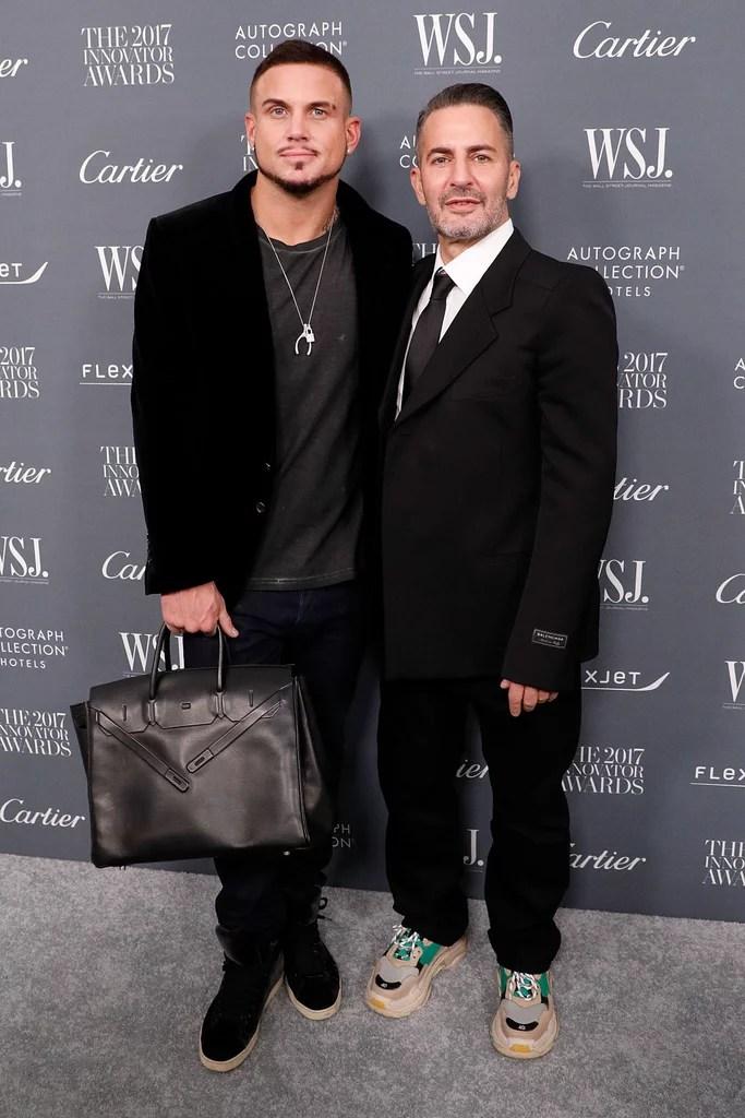 Marc Jacobs Engaged To Char Defrancesco POPSUGAR Fashion