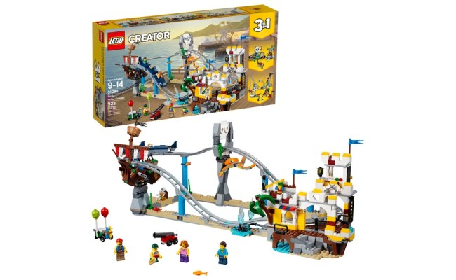 For 9 Year Olds Lego Creator Pirate Roller Coaster Best