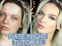 MyPaleSkin's Acne Date-Night Makeup Tutorial