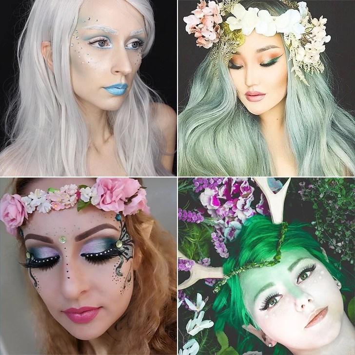 Fairy Costume Makeup Ideas  POPSUGAR Beauty