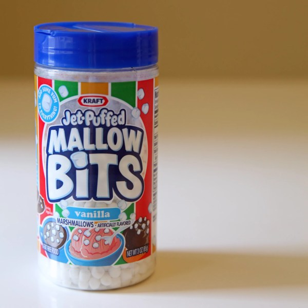 Jet-puffed Vanilla Mallow Bits October Haves