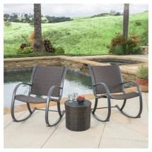 Gracie' Rocking Chair Set Target Outdoor Furniture
