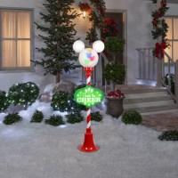 Disney Christmas Lights | POPSUGAR Home