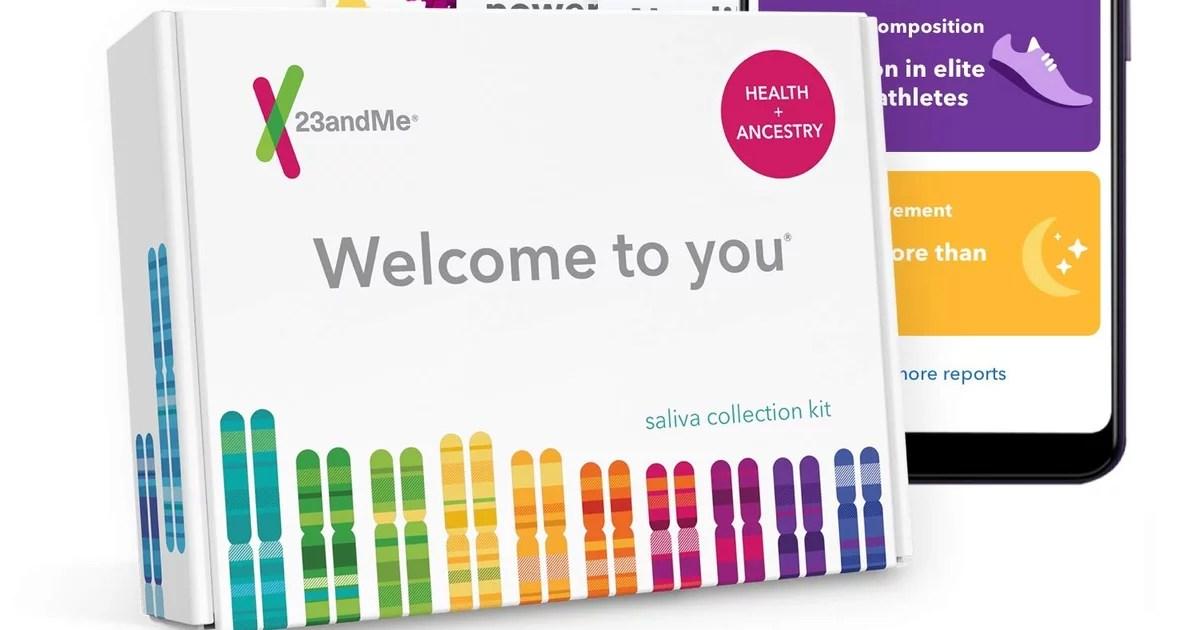Amazon Prime Day 23andMe DNA Test Sale 2019  POPSUGAR