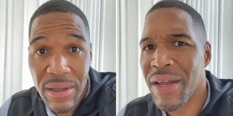 """Michael Strahan on Being a Black Man in America: """"The Color of Your Skin Makes People Scared of You"""""""