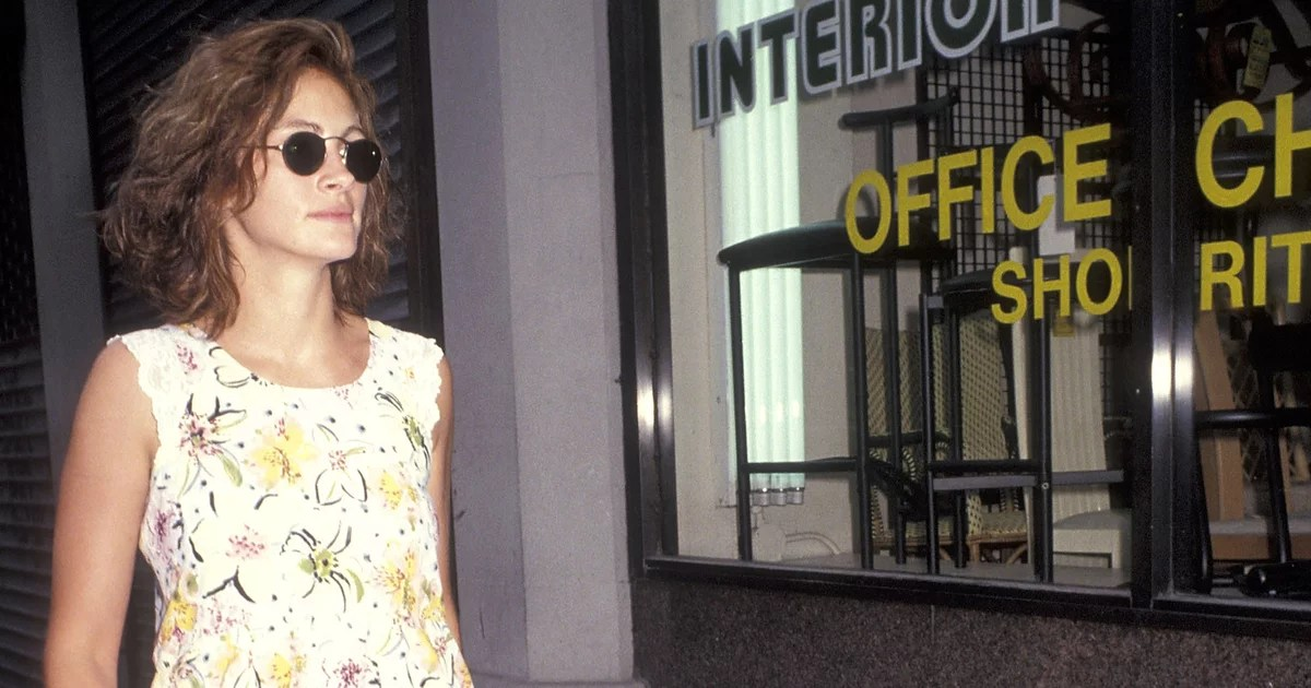 When We Start Wearing Real Clothes Again, I'm Only Interested in Re-Creating Julia Roberts's '90s Style