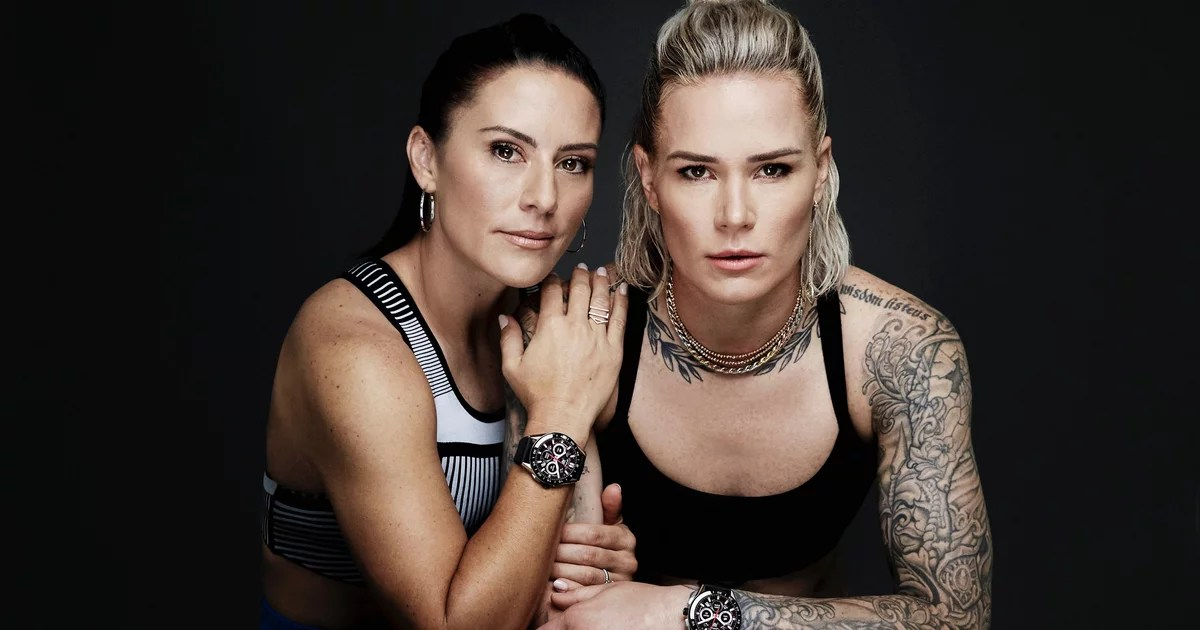 Ashlyn Harris and Ali Krieger Talk Fighting For Change On and Off the Soccer Field