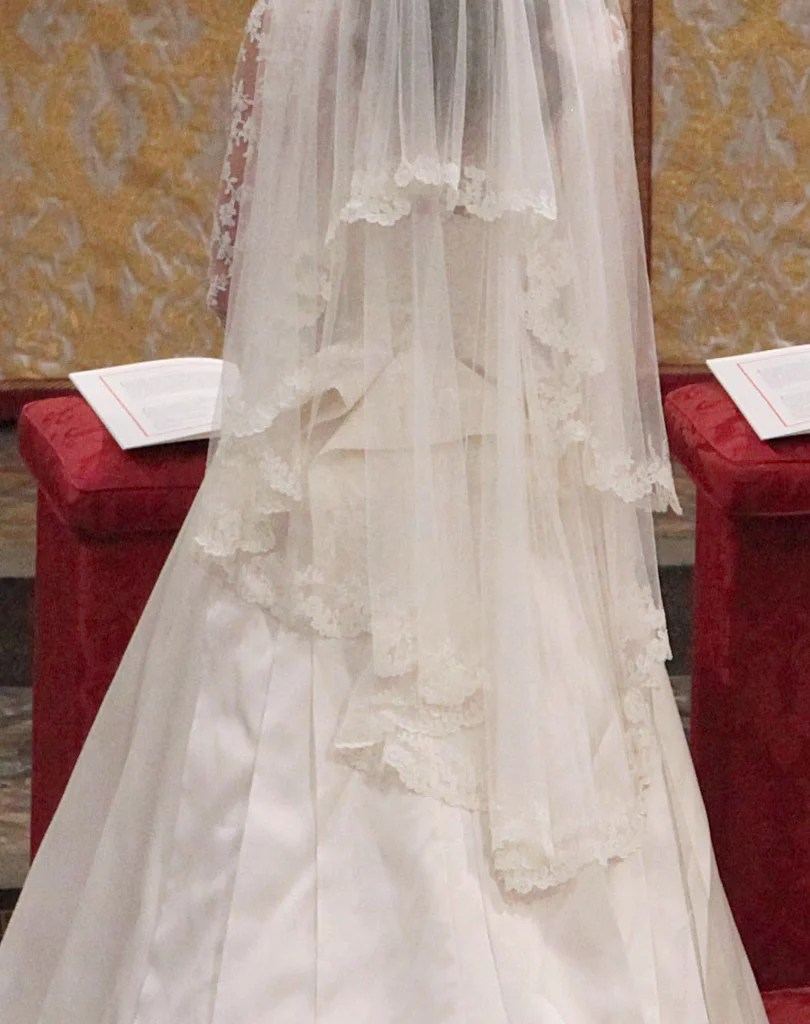 Kate Middletons Wedding Dress From Every View  POPSUGAR