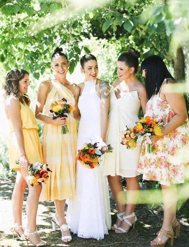 Wedding Hair Ideas For Bridesmaids