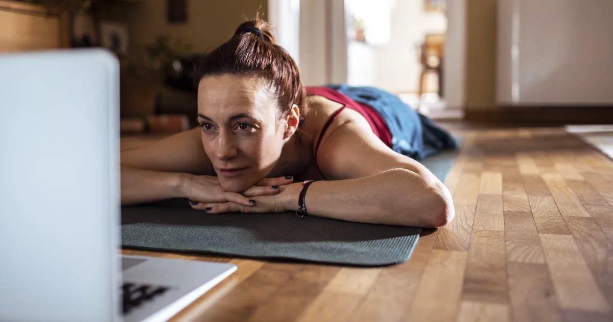 I've Worked Out at Home For Years, and Even I'm Finding It Hard to Stay Motivated Right Now