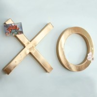 XO Magnetic Wall Decor | Gifts For Teens | POPSUGAR Moms ...