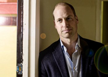 "Prince William Says Becoming a Parent Brought Back Emotions From Losing Diana In ""Leaps and Bounds"""