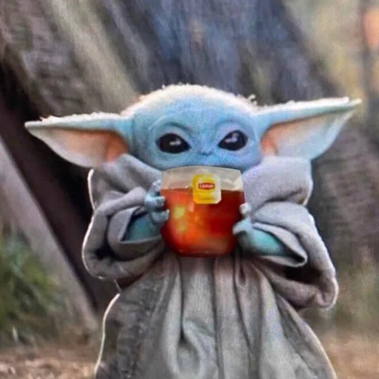The Best Baby Yoda Memes | POPSUGAR Entertainment