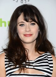 zooey deschanel celebrity hair