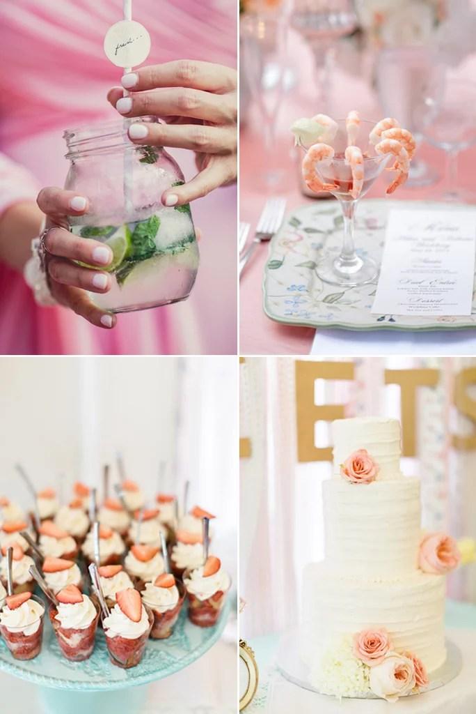 Spring Wedding Food Ideas  POPSUGAR Food