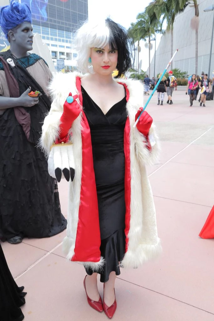 Disney Costumes At Comic Con 2015 POPSUGAR Love Amp Sex
